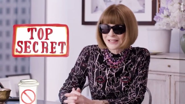 Anna Wintour reveals she will never explain how she decides who to invite to the Met Gala (Vogue)