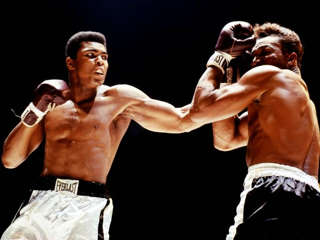 muhammad ali a life in pictures daily telegraph