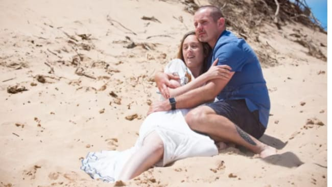 Sonia's death was yet another sad chapter in the life of the relentlessly unlucky Toadie. Source: Neighbours