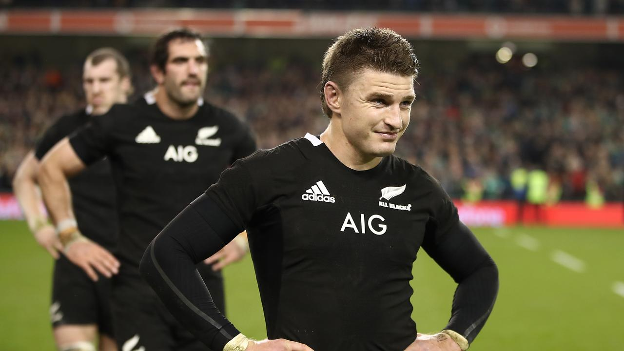 New Zealand's media are calling for back-to-back World Player of the Year Beauden Barrett to be shifted from fly-half to fullback.