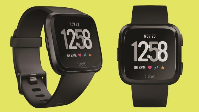 The Fitbit Versa smartwatch is valued at $299.95 and gives personalised insights to help reach your health and fitness goals.