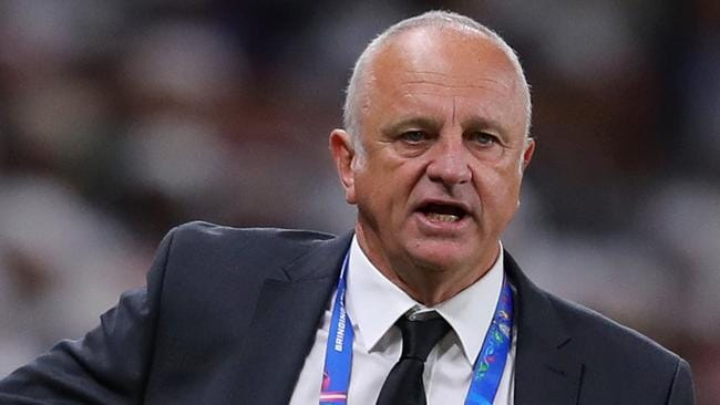 Socceroos coach Graham Arnold will take his team to Nepal, Taiwan, Jordan and Kuwait.