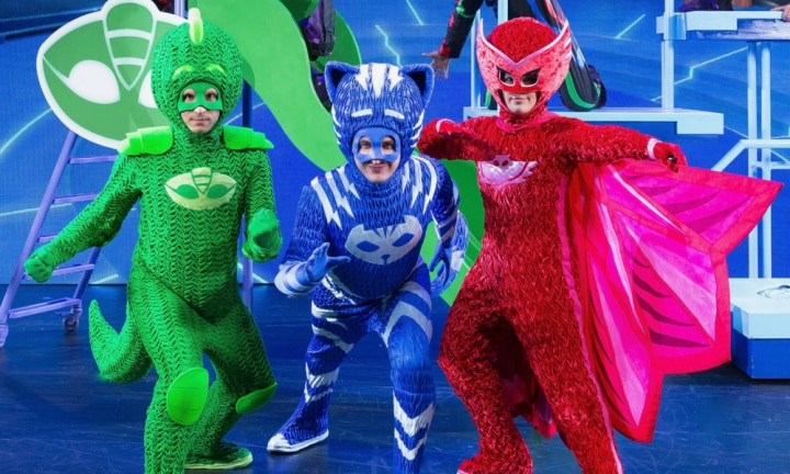 Flex those Super Gekko muscles: PJ Masks is about to tour Australia