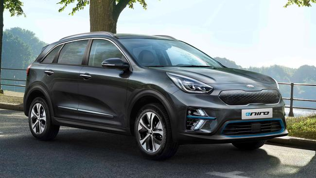 Kia E Niro Electric Car Comes To Australia Navva