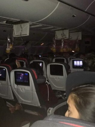 Sydney bound Air Canada flight diverted to Hawaii. Picture: Reuters