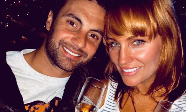 'It's an engagement ring': Jules reveals truth about diamond ring