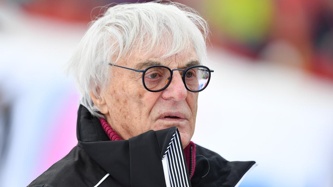 Wolff could finally be on the move according to former F1 supremo Ecclestone.