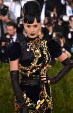 "Katy Perry attends the ""Manus x Machina: Fashion In An Age Of Technology"" Costume Institute Gala at Metropolitan Museum of Art on May 2, 2016 in New York City. Picture: Dimitrios Kambouris/Getty Images/AFP"