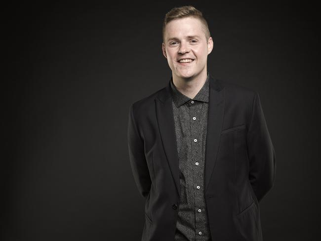 Tom Ballard will be performing at the Local Laughs at the Local Taphouse in St Kilda.