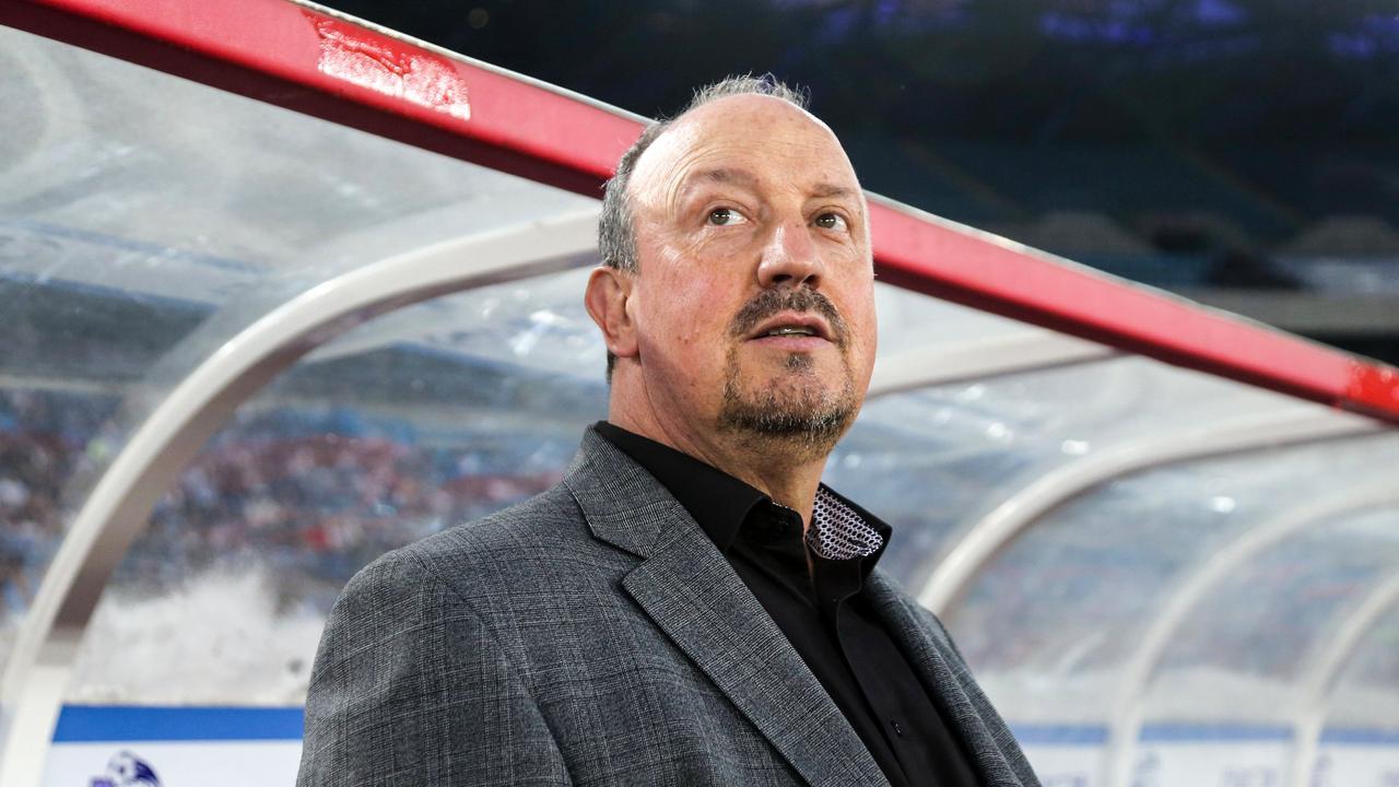 Rafael Benitez said he did not anticipate a Premier League return just yet.