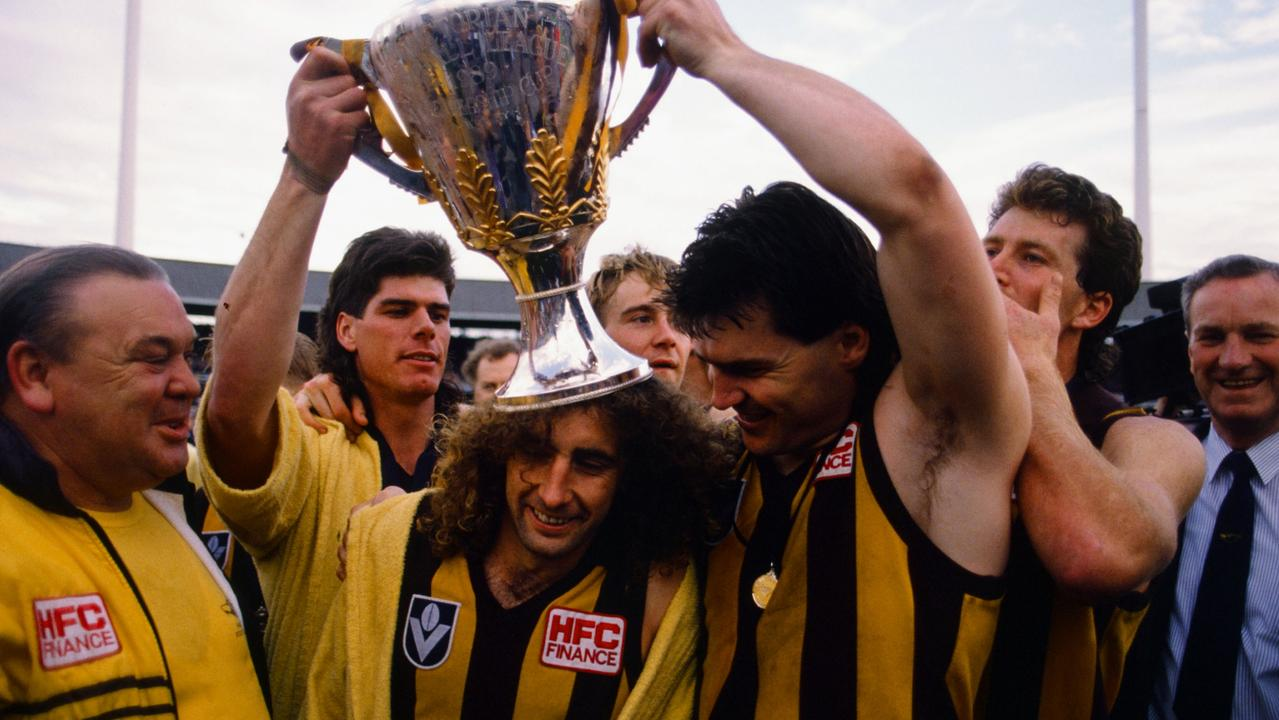 Hawthorn's golden era has been questioned after Don Scott's explosive claims.