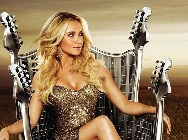 Panettiere also starred in Nashville