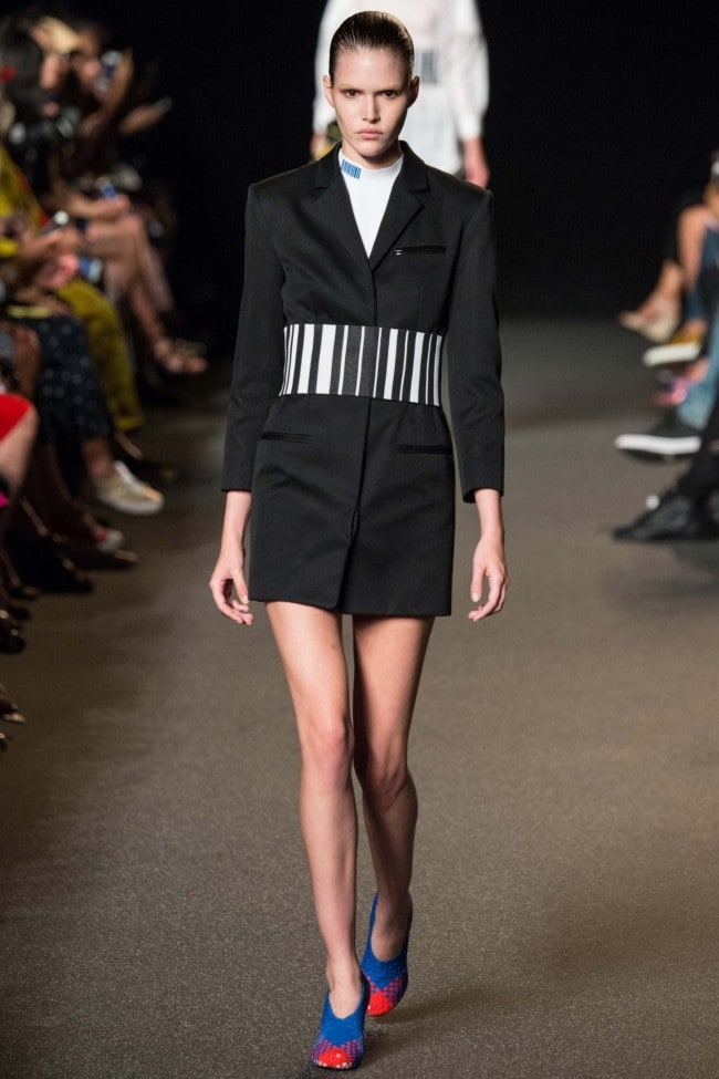 Alexander Wang ready-to-wear spring/summer '15
