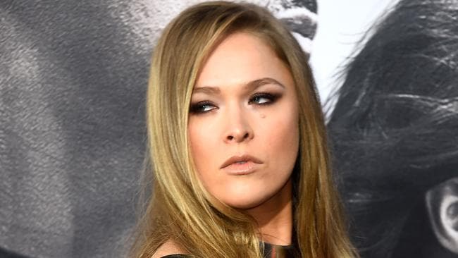 Ronda Rousey says she is now the UFC's highest paid fighter.