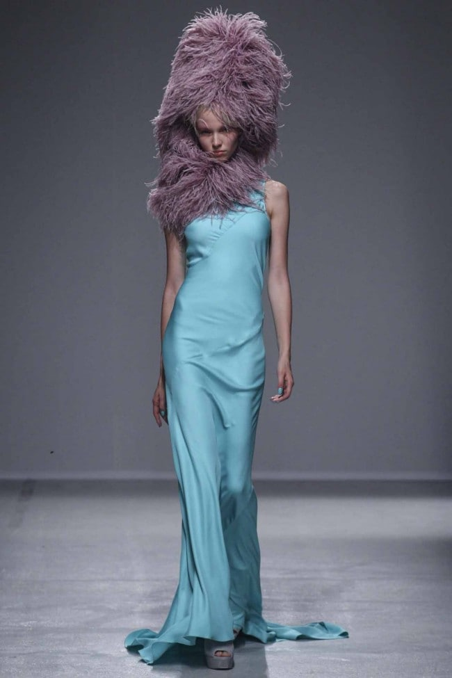 Gareth Pugh ready-to-wear spring/summer '14