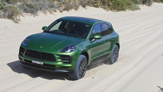 Tested: The benchmark sporty SUV
