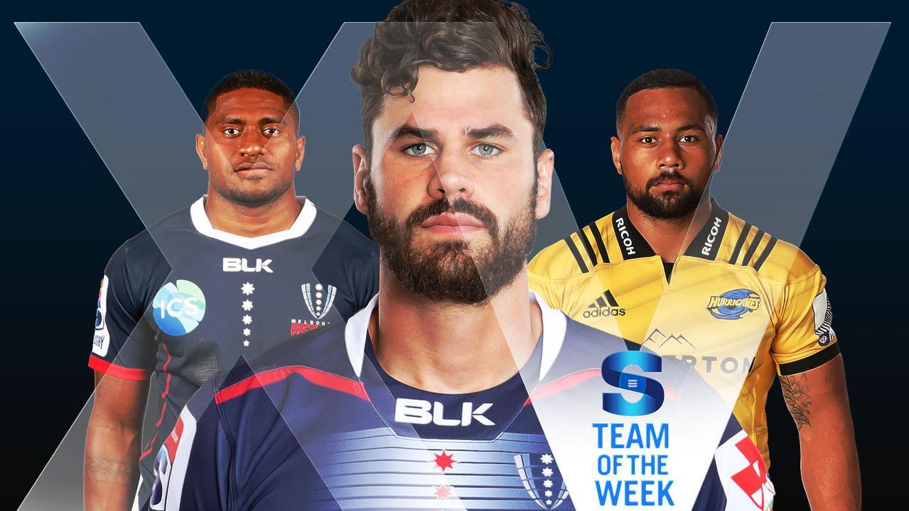 b3be95c8b0c Super Rugby team of the week, 2019 news, round 3, Melbourne Rebels ...