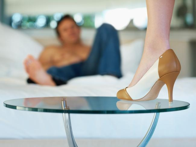 Casual sex ... It can be good for you and it can also leave you depressed, research finds. Picture: ThinkStock