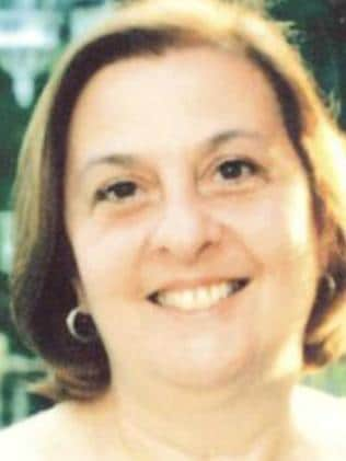 AnneMarie Riccoboni, one of Jen's friends she lost on 9/11