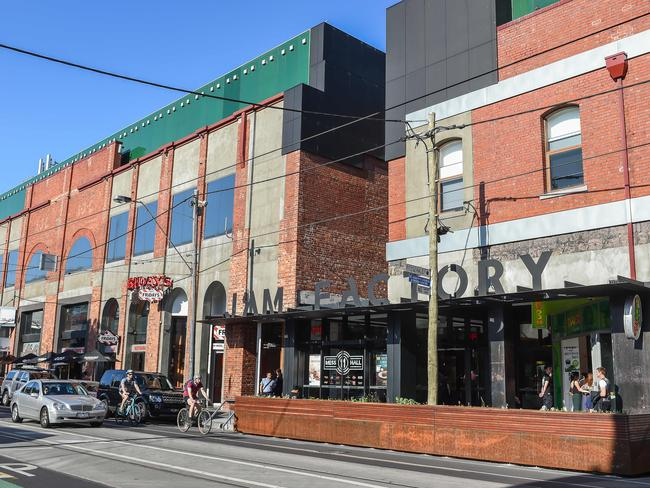 Jam factory in chapel st south yarra to be revitalised in 450m the jam factory as it stands today picture jake nowakowski ccuart Image collections