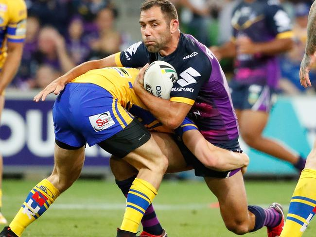 Cameron Smith is the best hooker in the world.