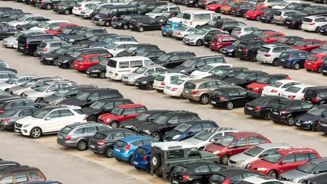 The report released today said high prices were used to reduce congestion in highly sought after parking areas.