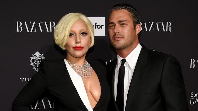 Lady now dating is gaga who How old