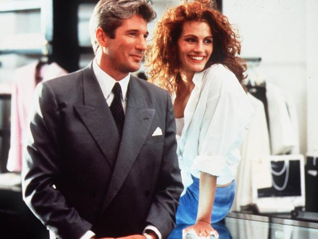 Richard Gere is still most known for his performance in Pretty Woman, opposite Julia Roberts.