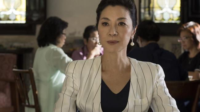 Michelle Yeoh: 'We should be proud of our heritage.'