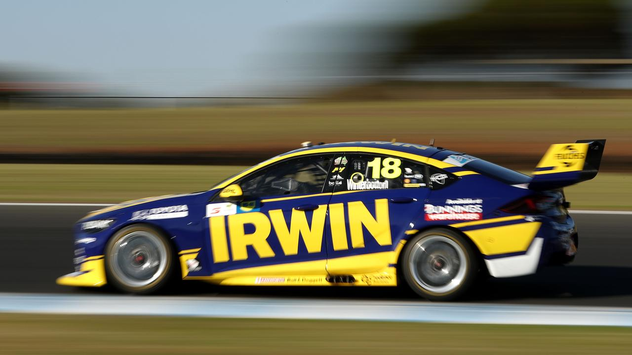 IRWIN Tools came onboard for the new season. Picture: Robert Cianflone