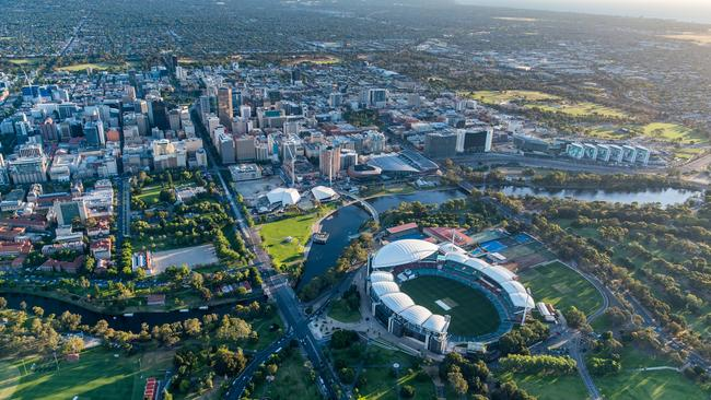 Interstate buyers are keeping a close eye on the Adelaide property market.