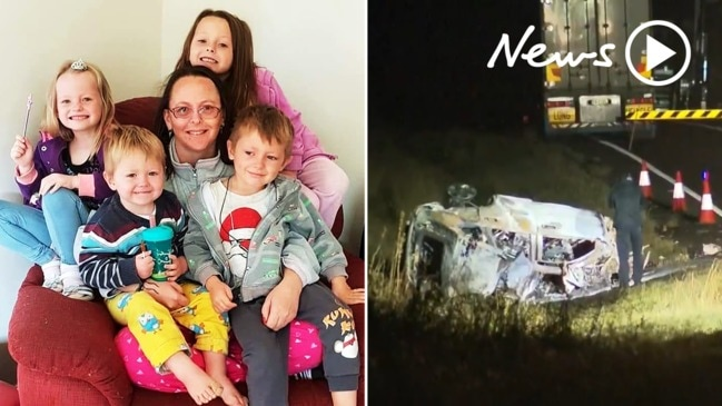 Kumbia fatal crash: Father of four kids killed in head-on collision speaks out
