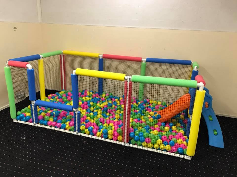 Bunnings Kmart How To Build Diy Ball Pit Kidspot