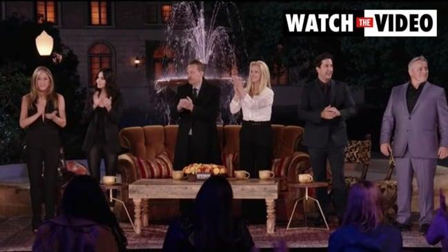 Friends reunion - full length trailer (HBO)
