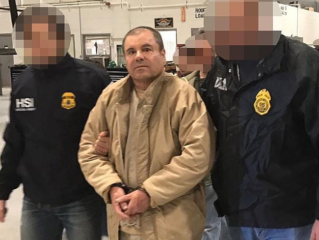 El Chapo: Netflix sued by drug lord for defamation