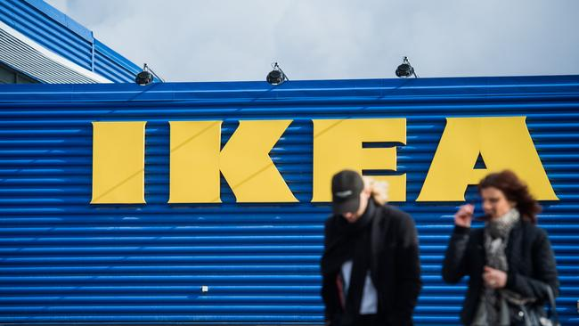 In a statement the Swedish multinational said it would continue to pay impacted staff. Picture: Jonathan Nackstrand/AFP