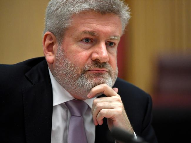 Minister for Communications Mitch Fifield. Picture: AAP
