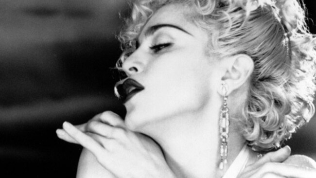 There is so much history behind the iconic dance. Image: Madonna 'Vogue'