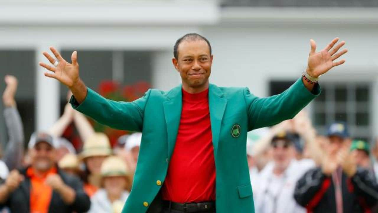 tiger woods wins 2019 us masters  world reacts  donald