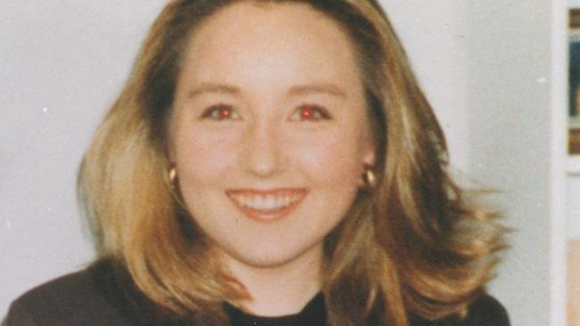 Missing ... Sarah Spiers was 18.