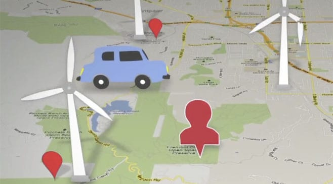 New Google Maps tracking feature