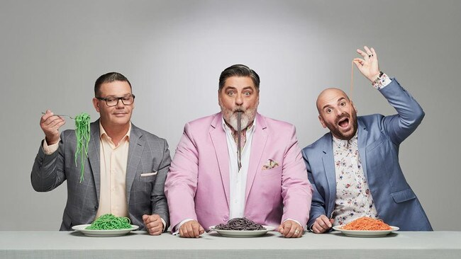 Gary Mehigan, Matt Preston and George Calombaris all left MasterChef Australia as judges.
