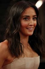 Abbey Gelmi is seen during the 2019 Kennedy Brownlow Red Carpet arrivals at Crown Palladium on September 23, 2019 in Melbourne, Australia. Picture: Michael Willson/AFL Photos via Getty Images