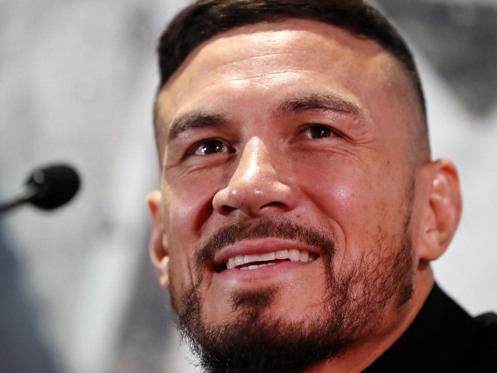 Toronto Wolfpack Unveil New Signing Sonny Bill Williams