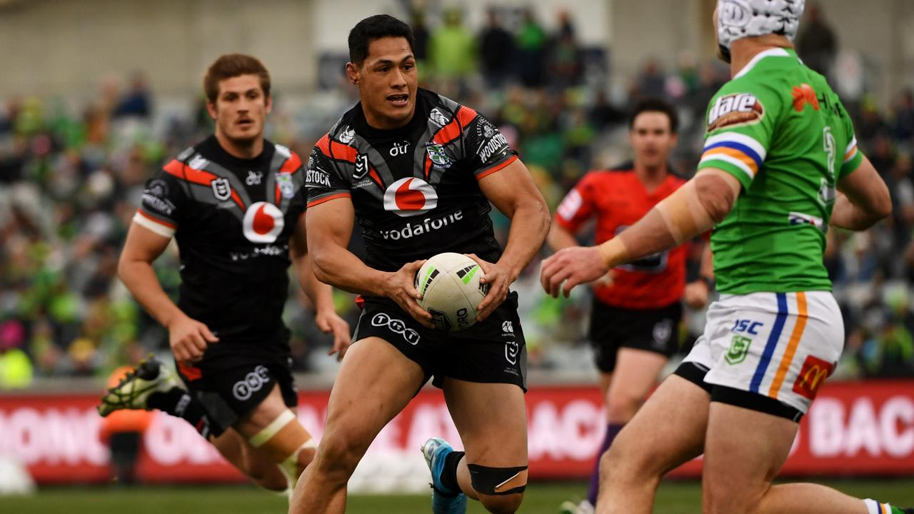 Roger Tuivasa-Sheck of the Warriors was a strong SuperCoach performer in 2019