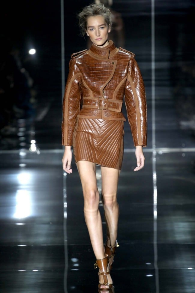 Tom Ford ready-to-wear spring/summer '14
