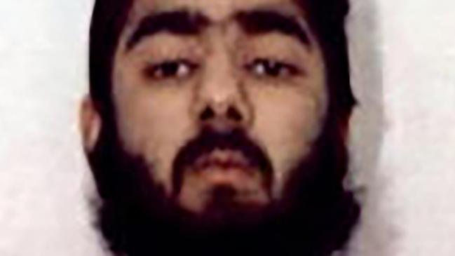 Attacker Usman Khan.