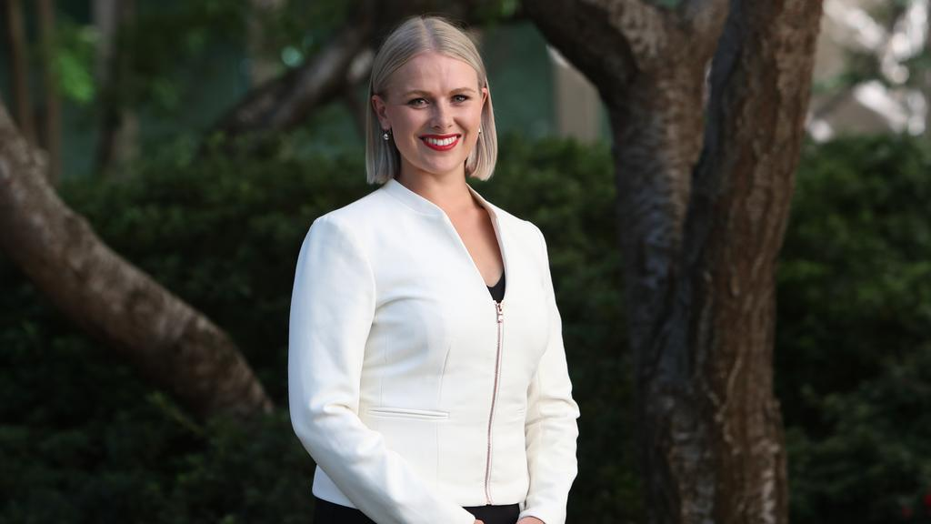 c6cf80480b0 South Australian dairy farmer Casey Treloar was brought to tears as she met  with politicians in Canberra.