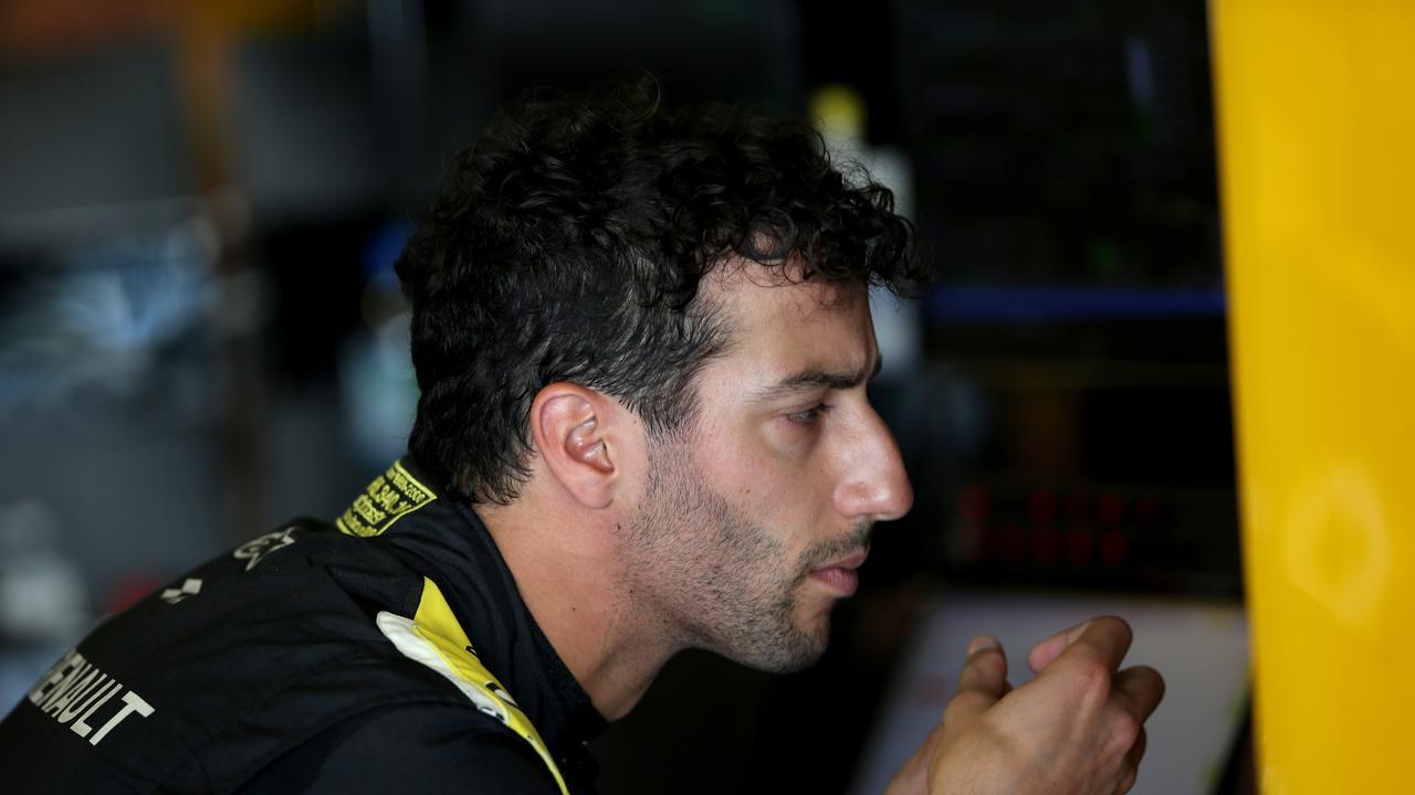 Daniel Ricciardo is facing another season of frustration.