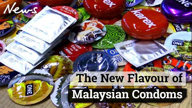 The New Flavour of Malaysian Condoms